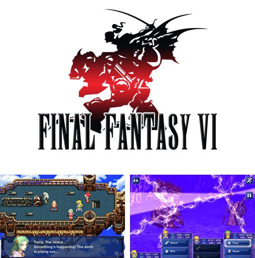 In addition to the game The lost hero for iPhone, iPad or iPod, you can also download Final fantasy VI for free.