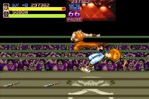Free Final fight download for iPhone, iPad and iPod.