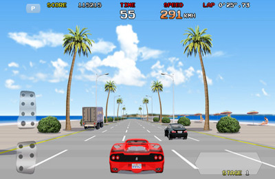 Screenshots of the Final Freeway game for iPhone, iPad or iPod.