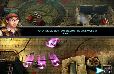 Capturas de pantalla del juego Final Fury Pro para iPhone, iPad o iPod.