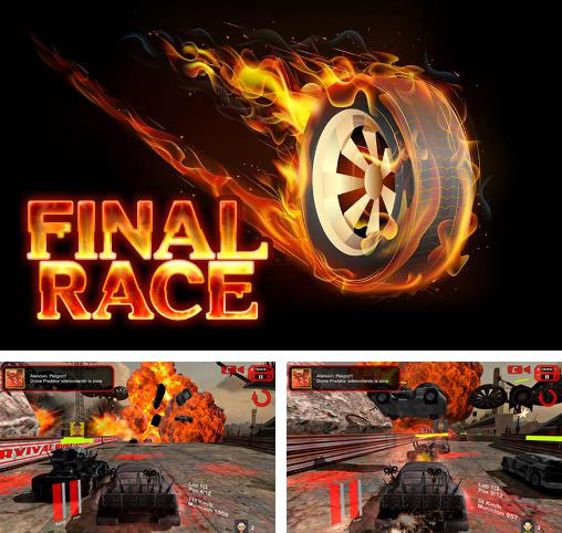 In addition to the game Lego Harry Potter: Years 1-4 for iPhone, iPad or iPod, you can also download Final race for free.