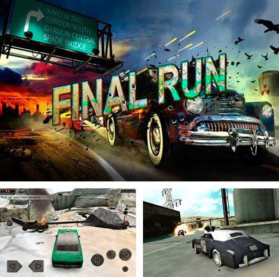 In addition to the game Plank! for iPhone, iPad or iPod, you can also download Final Run for free.