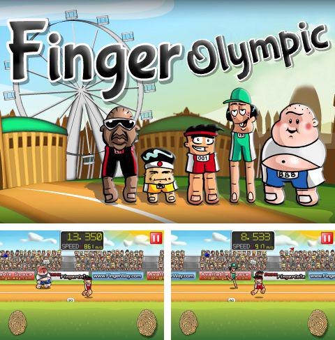 In addition to the game Magic duck: Unlimited for iPhone, iPad or iPod, you can also download Finger olympic for free.