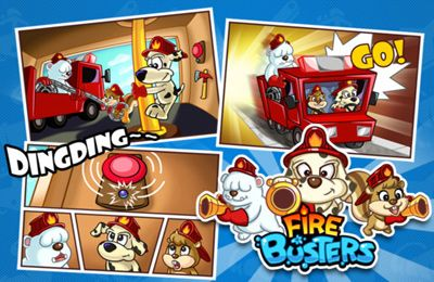 Download Fire Busters iPhone free game.