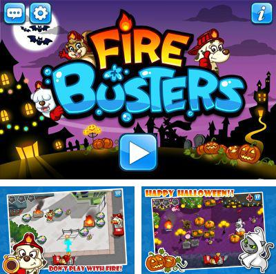 In addition to the game Pro Baseball Catcher for iPhone, iPad or iPod, you can also download Fire Busters for free.