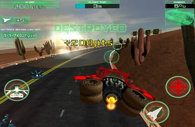 Download Fire & Forget The Final Assault iPhone free game.