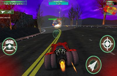 Screenshots vom Spiel Fire & Forget The Final Assault für iPhone, iPad oder iPod.