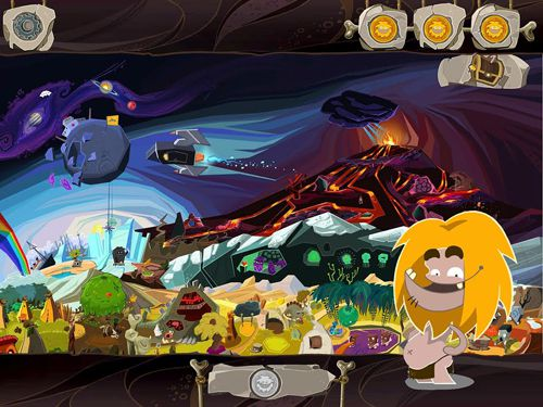 Descarga gratuita de Fire: Ungh's quest para iPhone, iPad y iPod.