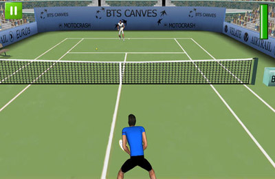 Kostenloser Download von First Person Tennis 2 für iPhone, iPad und iPod.