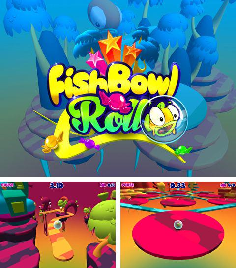 In addition to the game Bio Crisis for iPhone, iPad or iPod, you can also download Fish bowl roll for free.