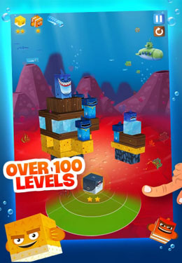 Download Fish Heroes iPhone free game.