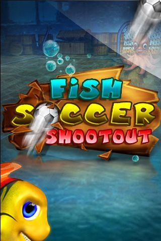 Fish soccer: Shootout