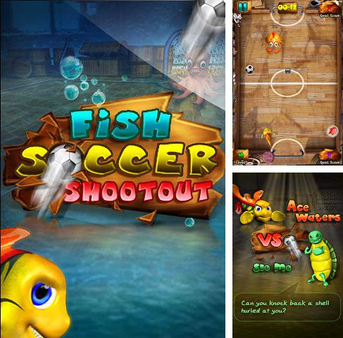 Скачать Fish soccer: Shootout на iPhone бесплатно