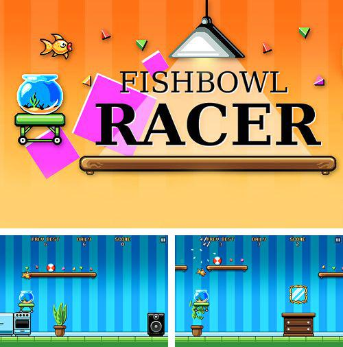 In addition to the game Dust offroad racing for iPhone, iPad or iPod, you can also download Fishbowl racer for free.