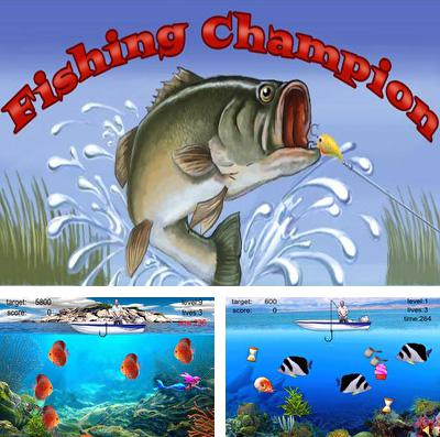 In addition to the game Tower dwellers: Gold for iPhone, iPad or iPod, you can also download Fishing Champion for free.