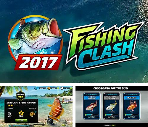 In addition to the game Eternal fate for iPhone, iPad or iPod, you can also download Fishing clash: Fish game 2017 for free.