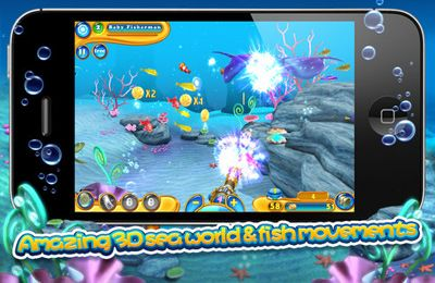 Descarga gratuita de FishingJoy3D para iPhone, iPad y iPod.