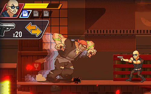 Descarga gratuita de Fist of rage: 2D battle platformer para iPhone, iPad y iPod.