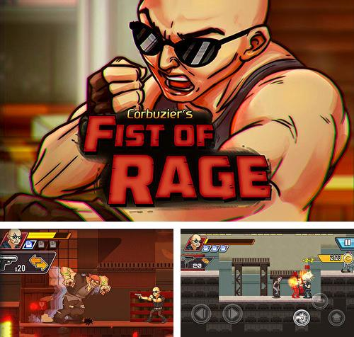 In addition to the game A tiny sheep virtual farm pet: Puzzle for iPhone, iPad or iPod, you can also download Fist of rage: 2D battle platformer for free.
