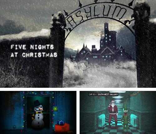 Download Five nights at Christmas iPhone free game.