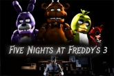 Скачать Five nights at Freddy's 3 для iPhone. Бесплатная игра Пять ночей у Фредди 3 на Айфон.
