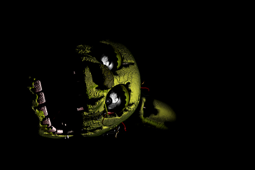 Download Five nights at Freddy's 3 iPhone free game.