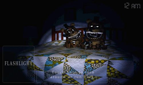 Téléchargement gratuit de Five nights at Freddy's 4 pour iPhone, iPad et iPod.