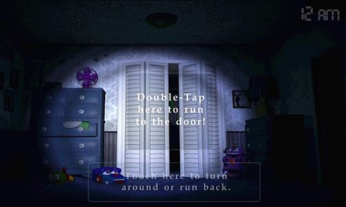 Screenshots vom Spiel Five nights at Freddy's 4 für iPhone, iPad oder iPod.