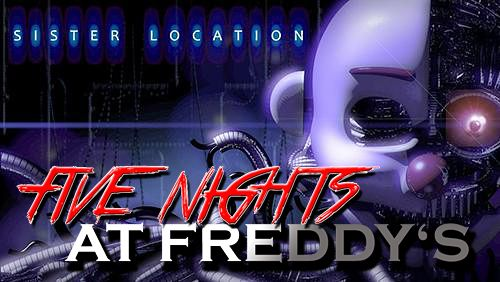 Five nights at Freddy's: Sister location iPhone game - free