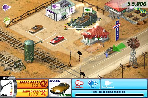 Descarga gratuita de Fix-it-up: Kate's adventure para iPhone, iPad y iPod.