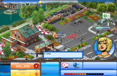 Écrans du jeu Fix-it-up World Tour pour iPhone, iPad ou iPod.