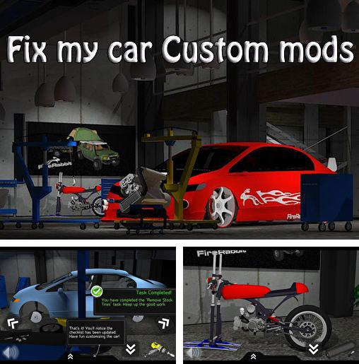 In addition to the game Demong hunter for iPhone, iPad or iPod, you can also download Fix my car: Custom mods for free.