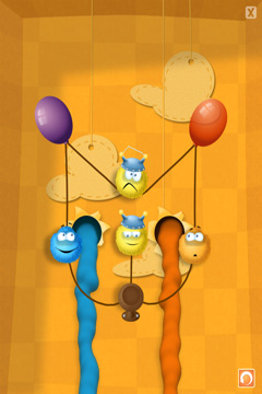 Screenshots of the Fix the Leaks game for iPhone, iPad or iPod.