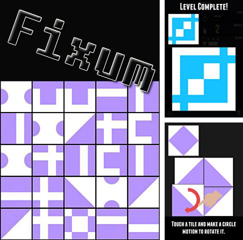 In addition to the game Naval storm TD for iPhone, iPad or iPod, you can also download Fixum for free.
