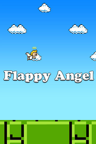 Flappy angel