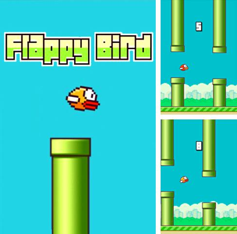 In addition to the game Twisty planets for iPhone, iPad or iPod, you can also download Flappy bird for free.