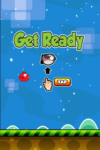 Download Flappy Mc flappers iPhone free game.