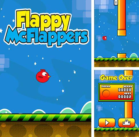 In addition to the game Braveland heroes for iPhone, iPad or iPod, you can also download Flappy Mc flappers for free.