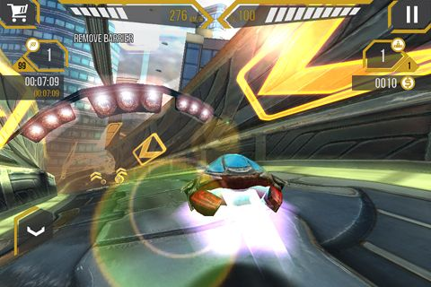 Screenshots of the Flashout 2 game for iPhone, iPad or iPod.