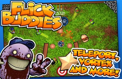 Descarga gratuita de Flick Buddies para iPhone, iPad y iPod.