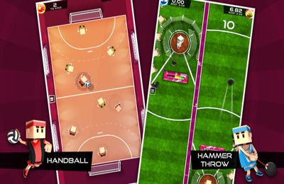 Free Flick Champions - Summer Sports download for iPhone, iPad and iPod.