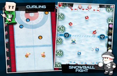 Download Flick Champions Winter Sports iPhone free game.