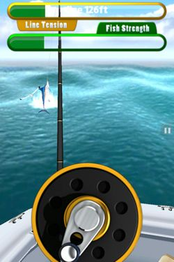Free Flick Fishing download for iPhone, iPad and iPod.