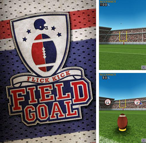 Download Flick kick field goal iPhone free game.