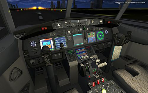 Screenshots of the Flight 787: Advanced game for iPhone, iPad or iPod.