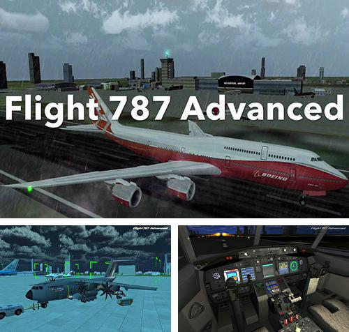 除了 iPhone、iPad 或 iPod 游戏,您还可以免费下载Flight 787: Advanced, 。
