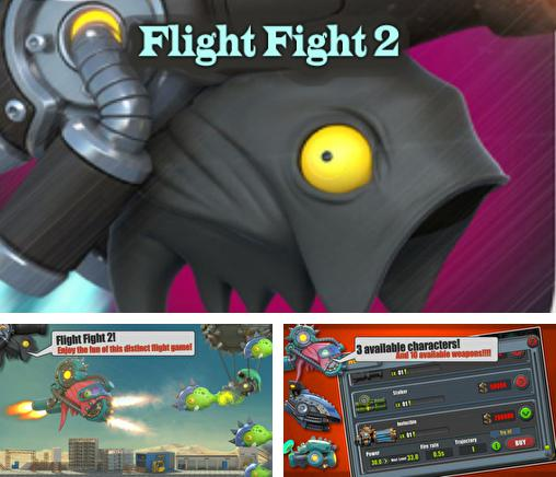 In addition to the game Meteor 60 seconds! for iPhone, iPad or iPod, you can also download Flight Fight 2 for free.