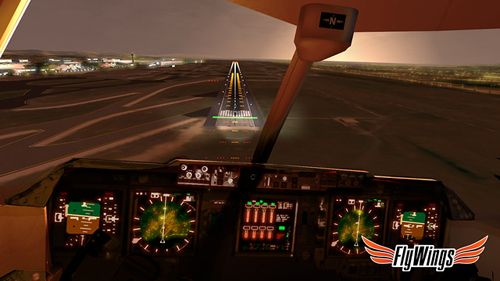 Descarga gratuita de Flight simulator: Paris 2015 para iPhone, iPad y iPod.