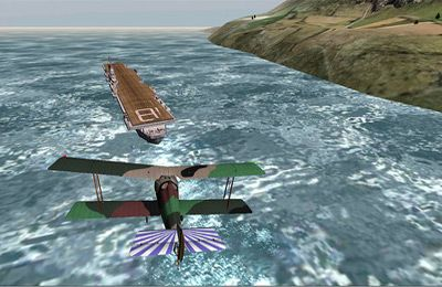 Écrans du jeu Flight Theory pour iPhone, iPad ou iPod.