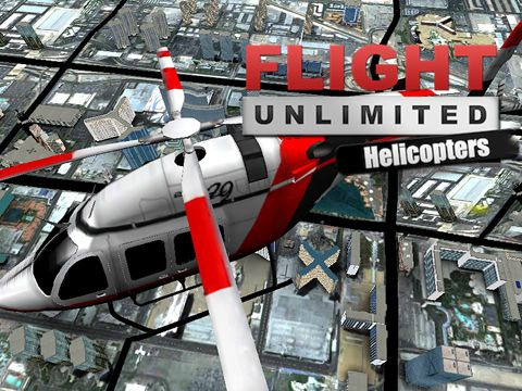 Flight unlimited: Helicopter